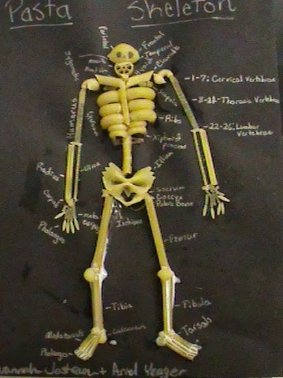 Pasta Skeleton Project