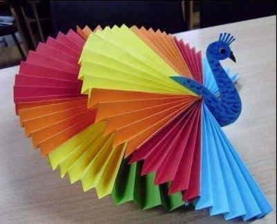 manualidades de doblado de papel