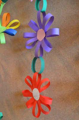 Maravillosas Ideas De Flores Con Papel De Colores Proyectos Y